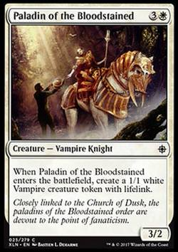 Paladin of the Bloodstained (Paladin der Blutbesudelten)