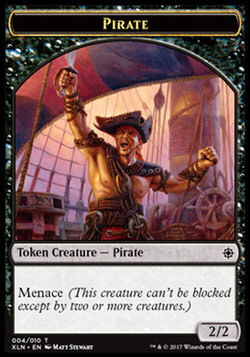 Token: Pirate 2/2