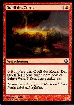Quell des Zorns (Font of Ire)