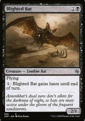 Blighted Bat (Fäulnisfledermaus)
