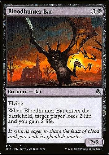 Bloodhunter Bat (Blutjäger-Fledermaus)