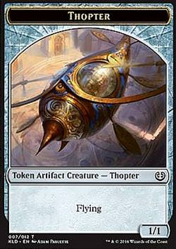 Token: Thopter v.1 (Artifact 1/1)