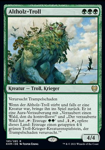 Altholz-Troll (Old-Growth Troll)