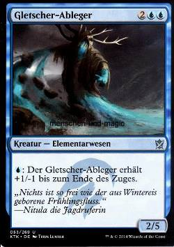 Gletscher-Ableger (Scion of Glaciers)