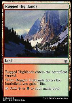 Rugged Highlands (Wildes Hochland)