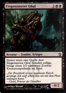 Eingenisteter Ghul (Nested Ghoul)