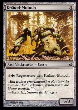 Knäuel-Moloch (Tangle Hulk)