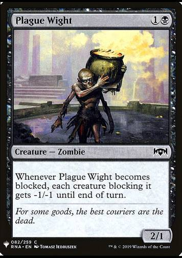 Plague Wight (Seuchenstarrer)