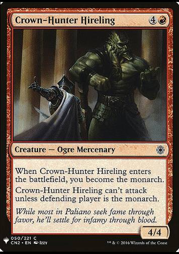 Crown-Hunter Hireling (Crown-Hunter Hireling)