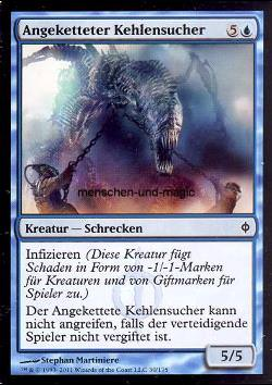 Angeketteter Kehlensucher (Chained Throatseeker)