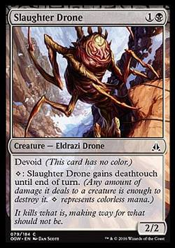 Slaughter Drone (Metzeldrohne)
