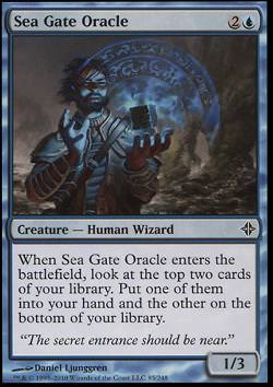 Sea Gate Oracle (Orakel aus Seetor)