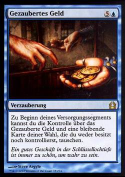 Gezaubertes Geld (Conjured Currency)
