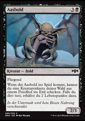 Aasbold (Carrion Imp)