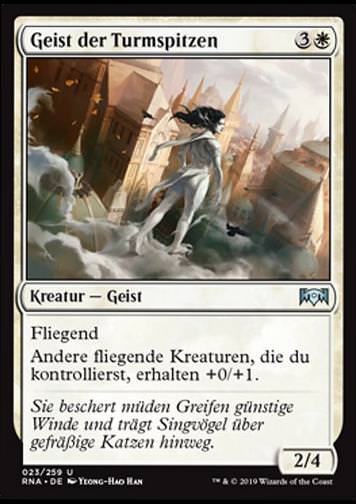 Geist der Turmspitzen (Spirit of the Spires)