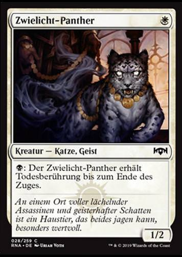Zwielicht-Panther (Twilight Panther)