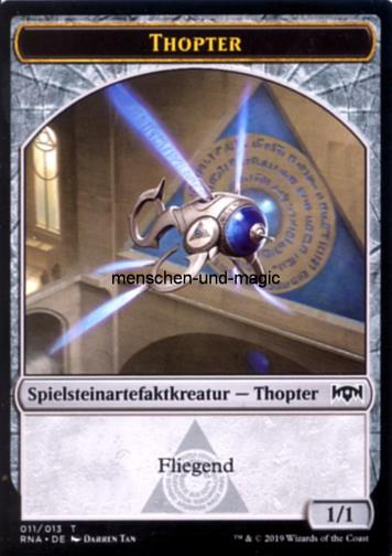 Token Thopter (Token Thopter)