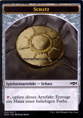 Token Schatz (Token Treasure)