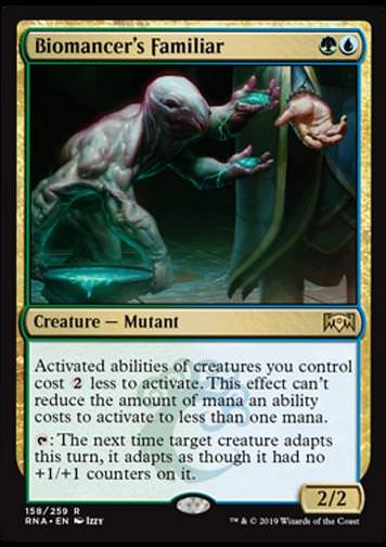 Biomancer's Familiar (Vertrauter des Biomagiers)