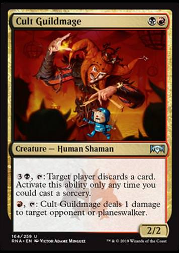 Cult Guildmage (Gildenmagier des Kults)