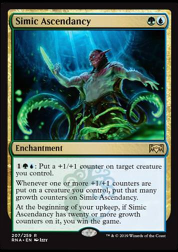 Simic Ascendancy (Vormacht der Simic)