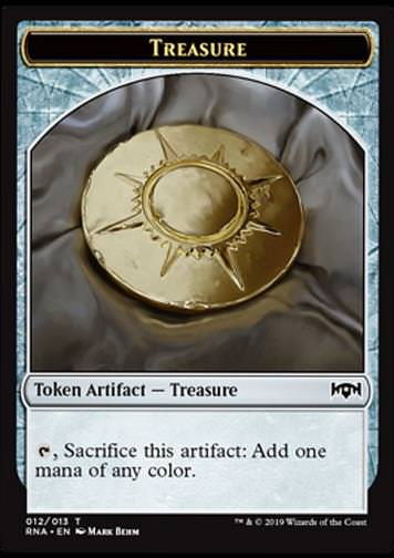 Token Treasure (Token Schatz)