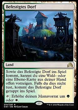 Befestigtes Dorf (Fortified Village)