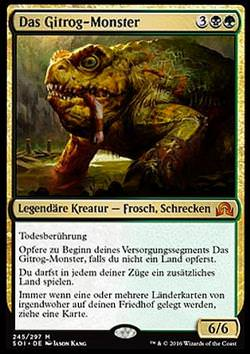 Das Gitrog-Monster (The Gitrog Monster)