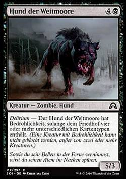 Hund der Weitmoore (Hound of the Farbogs)