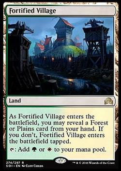Fortified Village (Befestigtes Dorf)