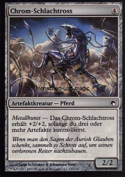 Chrom-Schlachtross (Chrome Steed)