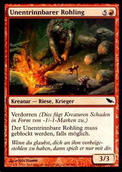Unentrinnbarer Rohling (Inescapable Brute)