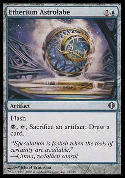Etherium Astrolabe (Ätherium-Astrolabium)