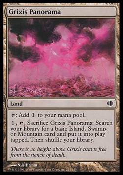 Grixis Panorama (Panorama von Grixis)