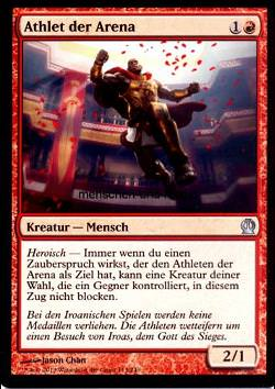 Athlet der Arena (Arena Athlete)