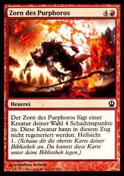 Zorn des Purphoros (Rage of Purphoros)