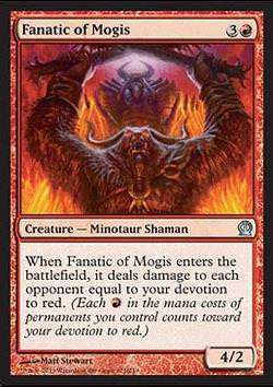 Fanatic of Mogis (Mogis-Fanatiker)
