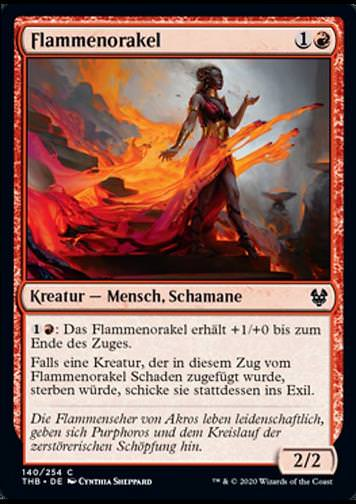 Flammenorakel (Incendiary Oracle)