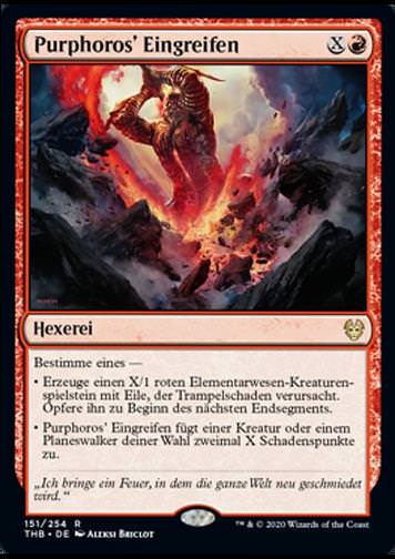 Purphoros' Eingreifen v.1 (Purphoros's Intervention)