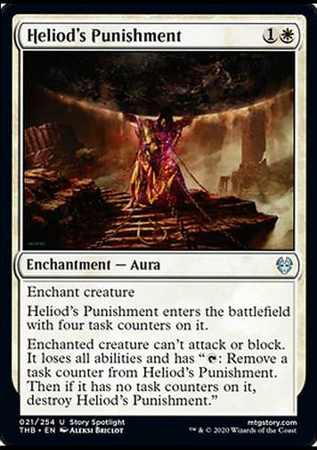 Heliod's Punishment (Heliods Strafe)