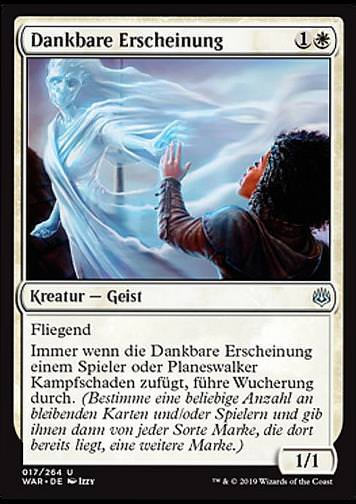 Dankbare Erscheinung (Grateful Apparition)