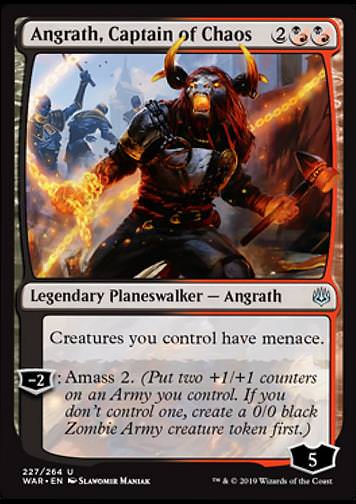 Angrath, Captain of Chaos (Angrath)