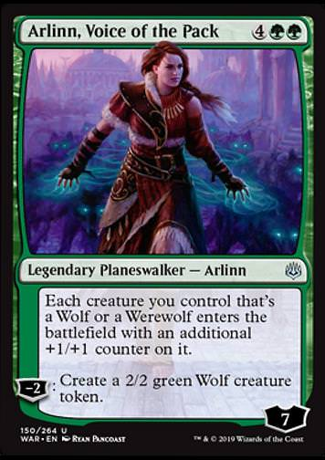 Arlinn, Voice of the Pack (Arlinn)