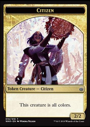Token Citizen (Gold 2/2)