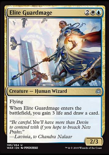 Elite Guardmage (Elite-Wachtmagierin)