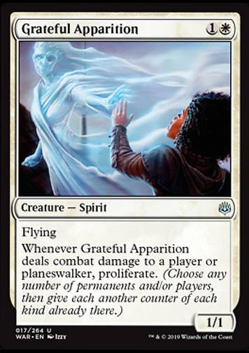 Grateful Apparition (Dankbare Erscheinung)