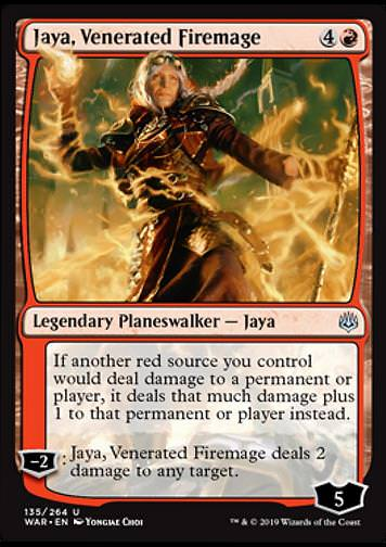Jaya, Venerated Firemage (Jaya)