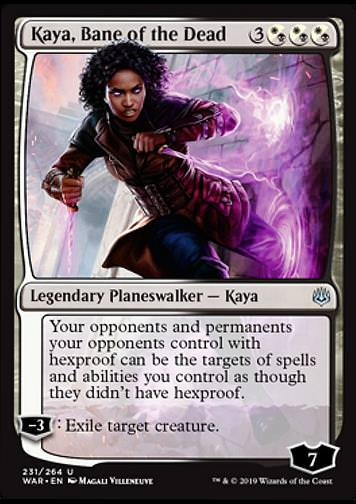 Kaya, Bane of the Dead (Kaya)