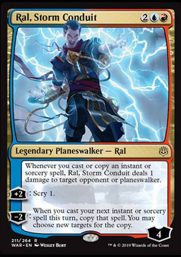 Ral, Storm Conduit (Ral)