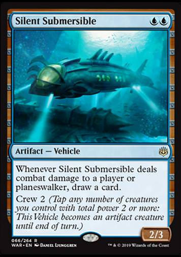 Silent Submersible (Lautloses Tauchboot)